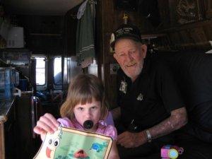Little Explorer, Grandpa J