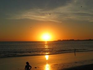 Sunset 5 days