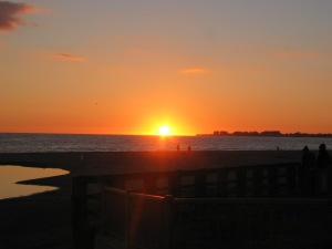 Sunset aptos beach 11-1-03