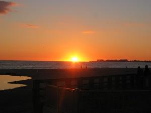 Sunset aptos beach 11-1-03