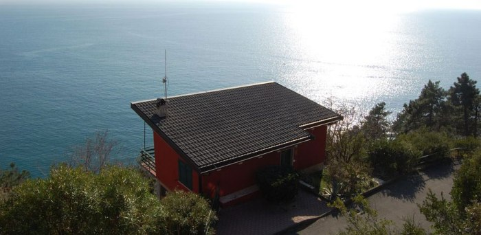 La Francesca Tuscan resort near Cinque Terre national park Italy